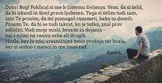 molitev čistosti - moški