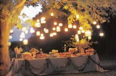 Wherever you go, no matter what the weather, always bring your own sunshine.  ~Anthony J. D'Angelo Brightening up your next evening event will be a cinch with votives, eco-friendly electric lights, and mason jar lanterns. ILLUMINATE A GLASS JAR!