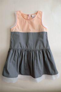Ismodern color block dress