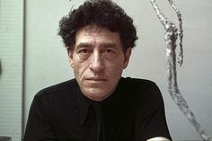 Alberto Giacometti: 10 things you need to know about the artist behind million Walking Man 1 bronze sculpture Alberto Giacometti, Moving To Paris, Portraits, Recherche Google, All Art, Sculpting, The Outsiders, The Past, People