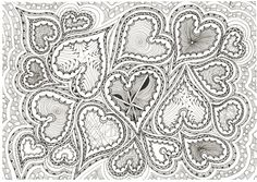 HEARTS DOODLE   Flickr - Photo Sharing!