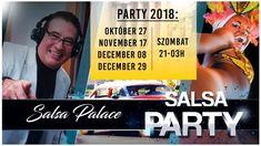 Salsa Palace | Casinoteca - Budapest Salsa Party, Budapest, Cuba, Palace, Dj, Merengue, Reggaeton, Palaces, Castles