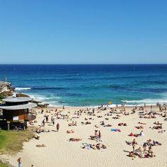 Summer Sunday essentials. #beach #tamarama #summer