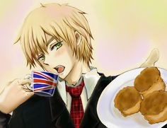 Why would you kidnap me?!(Hetalia x Reader) - England's Cooking