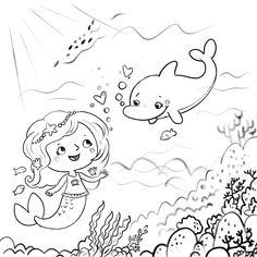 Sea Friends - Angie Jones Illustration
