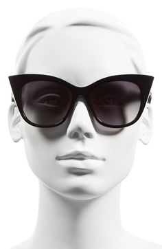 Steve Madden 55mm Cat Eye Sunglasses | Nordstrom