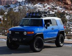 OFF-ROAD LIGHTS: Comparisons / usage - Toyota FJ Cruiser Forum