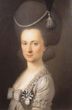 International Portrait Gallery: Retrato de la Dama Urszula Dembinska