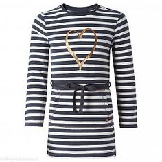 NOPPIES Jurk Norwell (donkerblauw gestreept) | Noppies kinderkleding Sweaters, Tops, Women, Medium, Products, Fashion, 9 Month Olds, Neckline, Dress Skirt