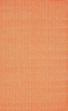 Rugs USA Chalet Herringbone Cotton Flatwoven. Orange. Great price! Bonus room!!!!!! Someday....