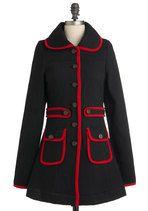 Met Your March Coat