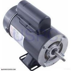 AOS Motor 48FR 1.5 HP 2 SPD 115v, BN-50