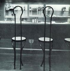 Splügen Bräu Bar, by Achille , Piergiacomo Castiglioni, MIlano 1961