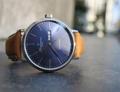 Day Date Watch by Fromanteel Specs:Ships : InternationallyCase :...