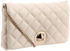 This #katespade shoulder chained clutch is to die for #ifonly