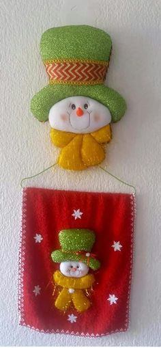 Christmas Stockings, Christmas Tree, Christmas Ornaments, Santa, Holiday Decor, Fifa, Angeles, Home Decor, Feltro