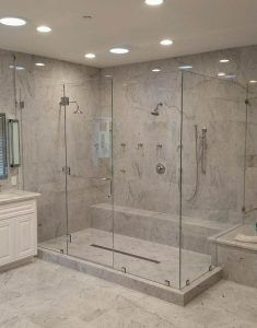 Glass Masters Frameless Shower Doors And Glass Enclosures In