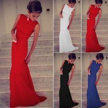 Long Party Women Dress 2015 Length Dress Explosion Models In ...