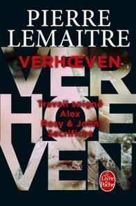 Verhoeven, Pierre Lemaitre ~ Le Bouquinovore