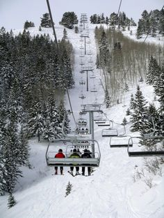 Park City Ski Resort-Snow Snow Snow