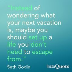Are you living the life you were MEANT to live?...