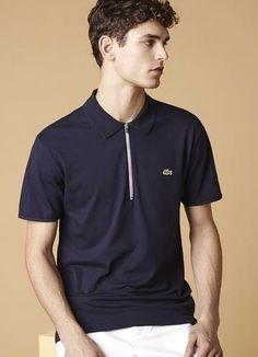 Men Polos LACOSTE #gym #fitness #fit #men #mensfitness #menshealth #polo #shirts #poloshirts Polos Lacoste, Sports Polo Shirts, Workout Wear, Mens Fitness, Gentleman, Sportswear, Mens Tops, How To Wear, Outfits