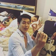 Mark Prin, Thai Drama, Celebrity Couples, Shit Happens, Couple Photos, My Love, Celebrities, Instagram Posts, Idol