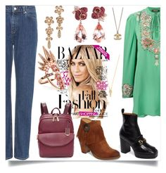 """""""fashion for everyone"""" by mkrish on Polyvore featuring Roberto Cavalli, Wood Wood, Kate Spade, Anyallerie, Tumi, Ariat, Gucci, Nikos Koulis and Marc Jacobs"""