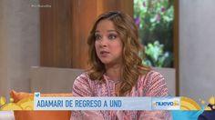Adamari López habla de las vacaciones que vivió junto a su familia (VIDEO)