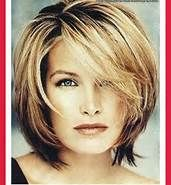 Short Hairstyles For Women Over 40 With Round Faces - Bing Images