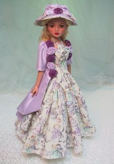 I would love to make this beautiful dress...