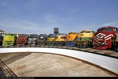 RailPictures.Net Photo: NS 1067 Norfolk Southern EMD SD70ACe at Spencer, North Carolina by RailPictures.net