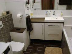 Paneláková koupelna Bathroom Inspiration, Double Vanity, Double Sink Vanity