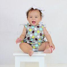 Baby Romper Sewing Pattern Infant Romper by littlelizardking, $8.00