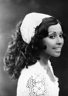 actress, diahann carroll, young, hairstyle, photos, makeup
