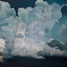 Online portfolio of Ian Fisher. Artwork title: Atmosphere No. 47 (The Four Horsemen)