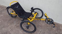 Custom Catrike Villager Recumbent Trike by Utah Trikes - check out all our special projects and custom builds