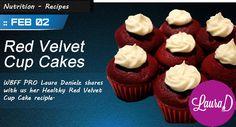 Red Velvet by Laura Danielz! Velvet Cake, Red Velvet, Cupcake, Favorite Recipes, Nutrition, Cakes, Healthy, Desserts, Food