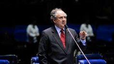 RN POLITICA EM DIA: CRISTOVAM BUARQUE É ELEITO PARA PRESIDIR A CCT.