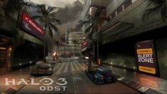 Halo 3 ODST concept art