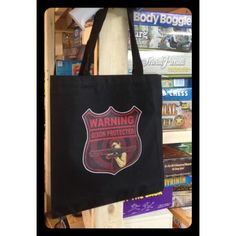 Dixon Protected Tote Bag