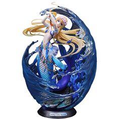 【12月発売予定】 ミートス FairyTale-Another リトル・マーメイド 1/8 塗装済 #RakutenIchiba #楽天 Little Mermaid Statue, The Little Mermaid, Anime Elf, Anime Manga, Anime Mermaid, Statue Tattoo, Anime Figurines, Doll Painting, Merfolk