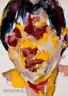 Jaeyeol Han, oilbar canvas
