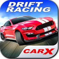 CarX Drift Racing 1.7.1 MOD APK  Data Unlimited Gold  Coins  games racing