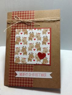 Made from Simon Says Stamp Dec 2013 kit