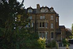 Hemlock's house, 29 Norham RD.