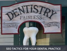 Though SEO practices tend to be very similar in nature across different industries, niche SEO tactics are going to move your website in the right direction when you have a specialty niche like a dentist's website. To know more you can visit our site - http://www.seoservicesusa.co/chicago-seo-services/