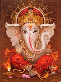 Lord Ganesha Más