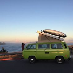 """Vanlife has been a dream of mine for at least a decade. I think it might run in the family, as my mother is (in)famous for her restored vintage trailer she calls the """"BettyLou""""."""