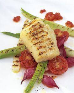 salt700g grønnsaker (paprika, squash, vårløk og cherrytomat).